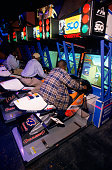 Disney's Quest store at the indoor Interactive Theme Park's video arcade