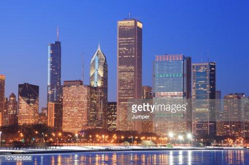 Chicago, Illinois : Foto stock