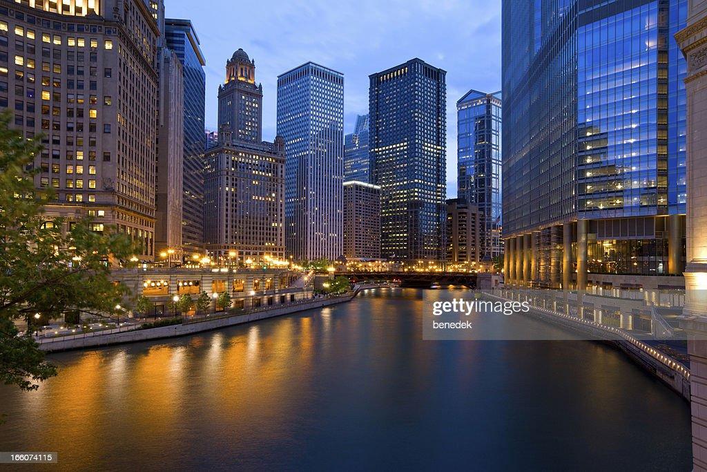 Chicago, Illinois, USA : Stock Photo