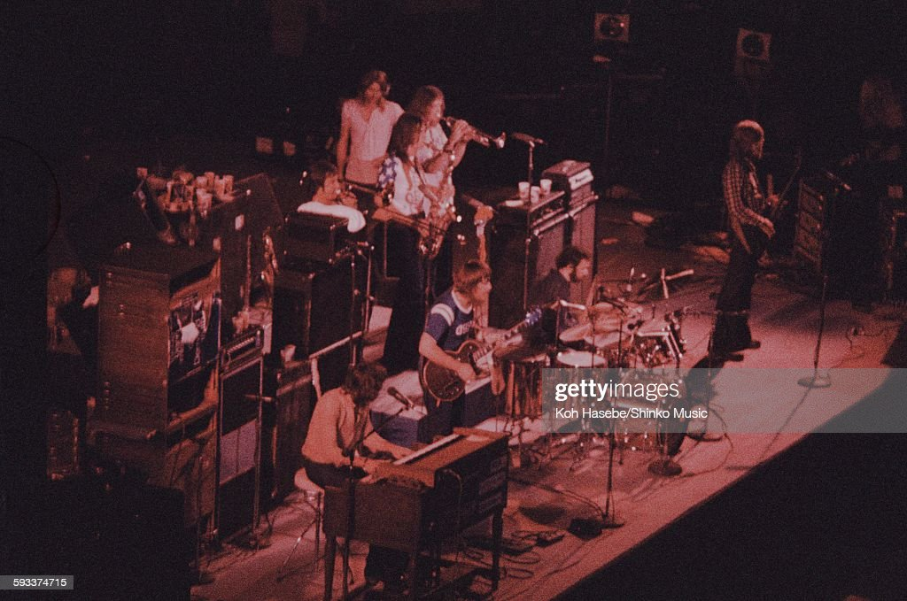 Chicago live at Nippon Budokan, Tokyo, June 18, 1971.