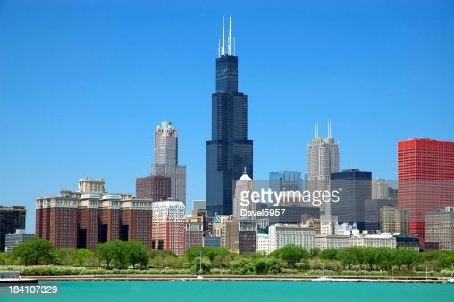 Ansa skyline de Chicago