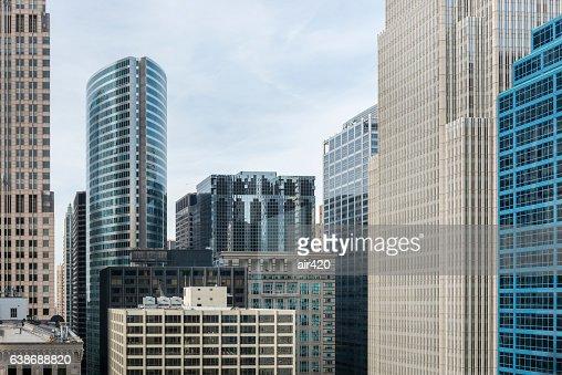 Chicago Modern Architecture : Stock Photo
