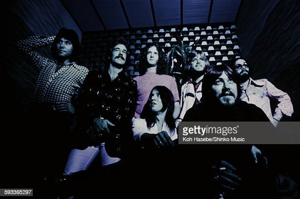 Chicago photo session at hotel in Tokyo June 1972
