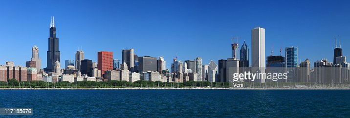 Skyline de Chicago, Illinois