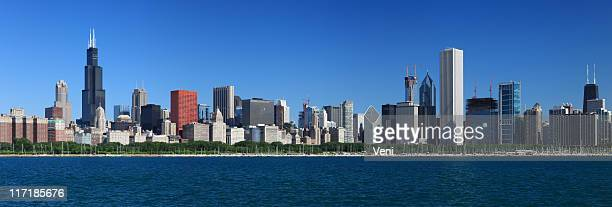 Chicago Skyline, Illinois