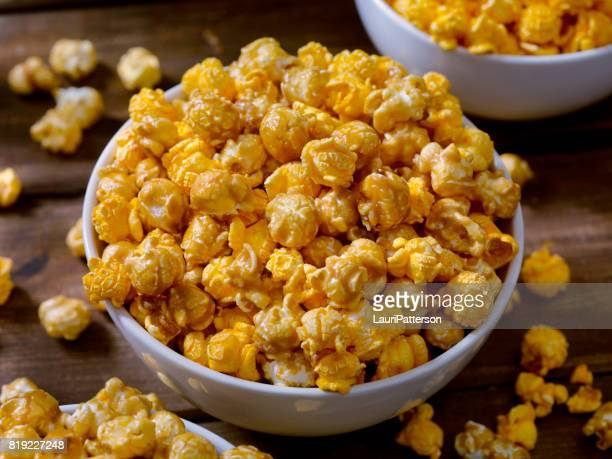 Chicago Style Popcorn, Caramel and Cheddar Mix