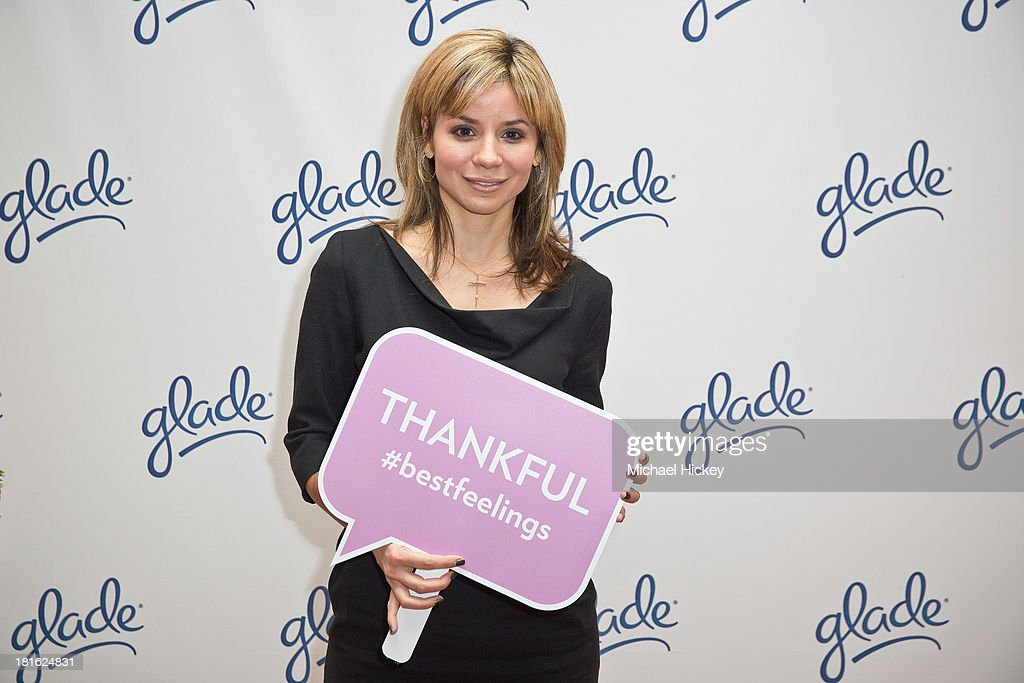 Chicago Sun-Times 'Splash' Editor Susanna Negovan attends as Chicago tastemakers join Glade to host an awards viewing party at Public Hotel on September 22, 2013 in Chicago, Illinois.