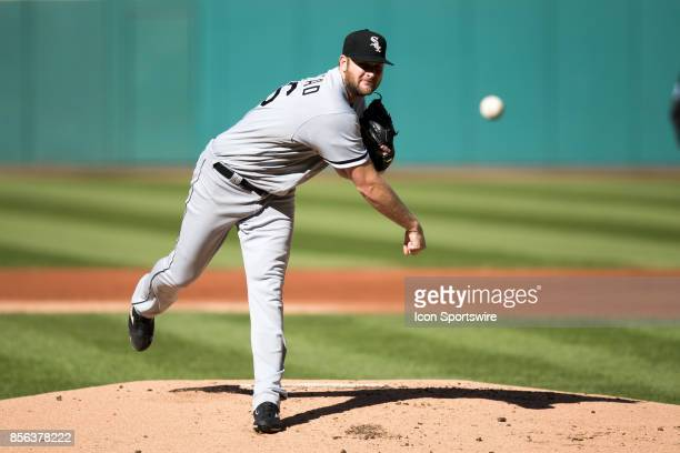 Chicago White Sox pitcher Chris Volstad delivers a pitch to the plate during the first inning of the Major League Baseball game between the Chicago...