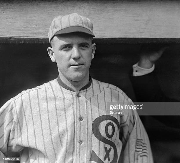 Chicago White Sox Pitcher Eddie Cicotte is a member of the 'Black Sox' scandal in 1919