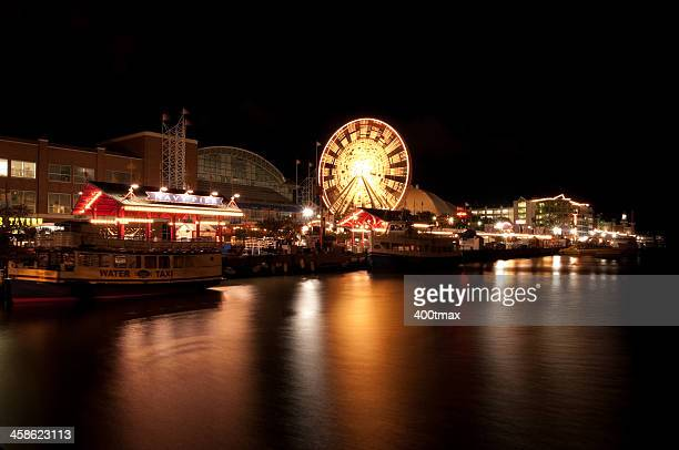 Chicago's famous Navy Pier