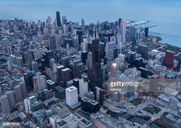 Chicago's famous skyscraper