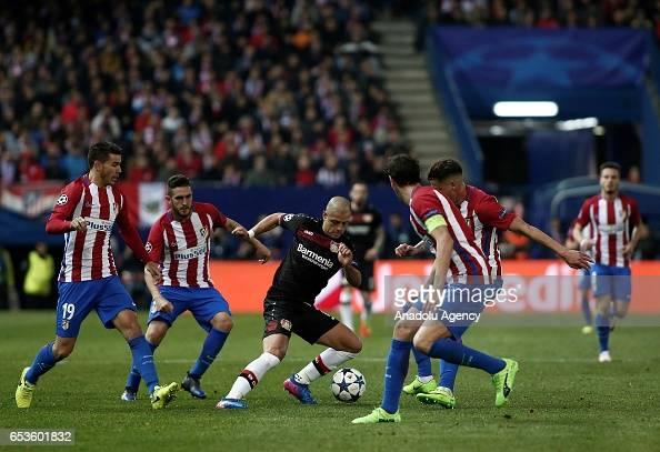 Atletico Madrid v Bayer 04 Leverkusen - UEFA Champions League : News Photo