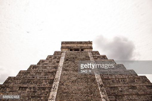 Chichen Itza - Kukulkan : Stock Photo