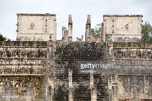 Chichen itzá -  : Foto de stock
