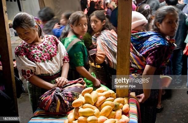 CONTENT] Chichicastenango Western Highlands Guatemala Central America