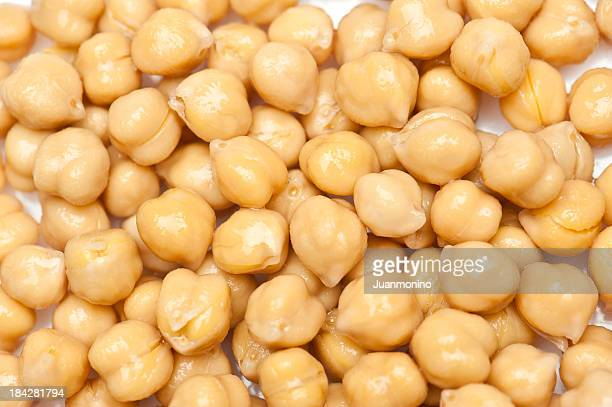 Chick Peas Background