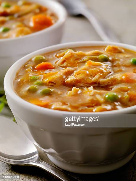 Chicken and Tomato Soup