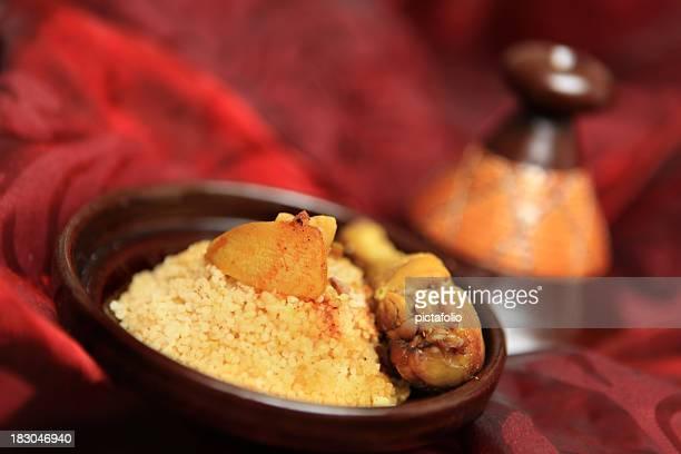Tajine & Couscous au poulet