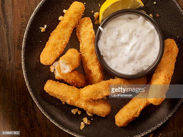 Chicken Fries with Ranch Dip