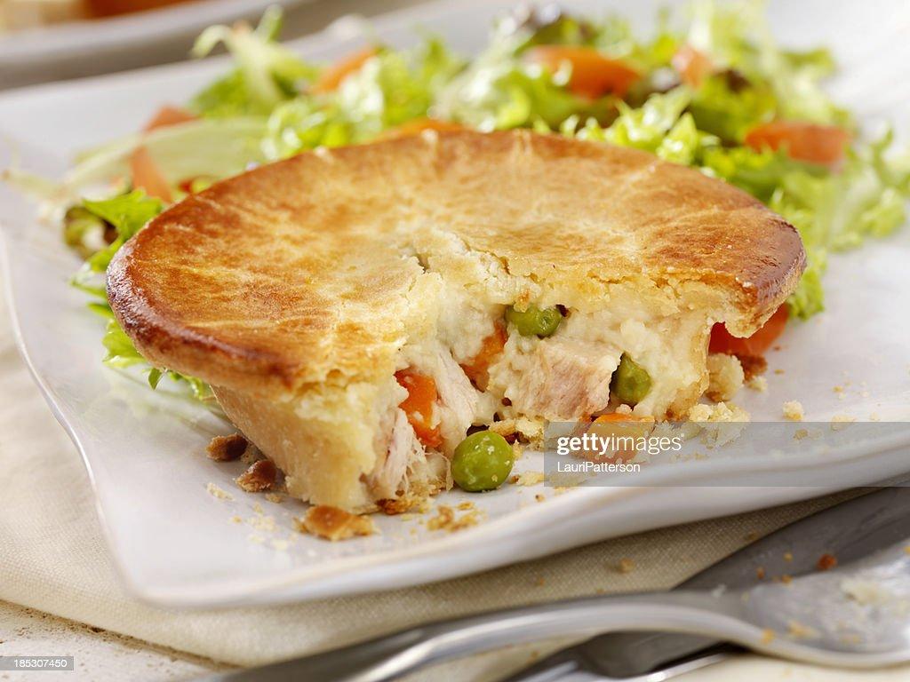 Chicken Pot Pie : Stock Photo