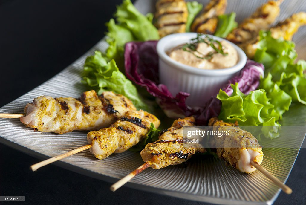 Chicken Tenderloin : Stock Photo
