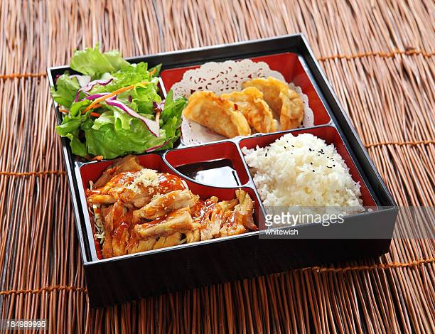 Chicken Teriyaki Bento