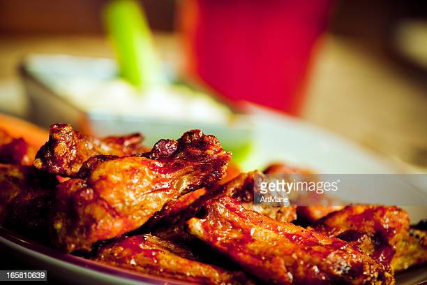 BBQ Chicken Wings