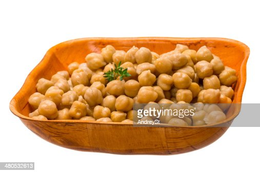 Chickpea : Stock Photo