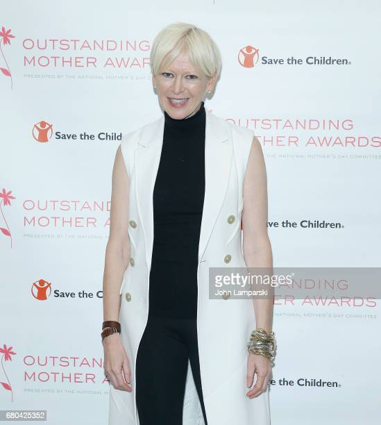 Chief content Officer Hearst Magazines Joanna Coles attends 2017 Outstanding Mother Awards at The Pierre Hotel on May 8 2017 in New York City