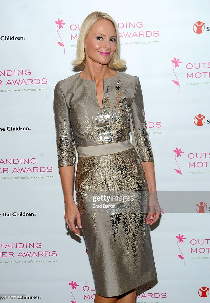 Chief Creative Office of the Camuto Group Louise Camuto attends the 2016 Outstanding Mother Awards at The Pierre Hotel on May 5, 2016 in New York City.