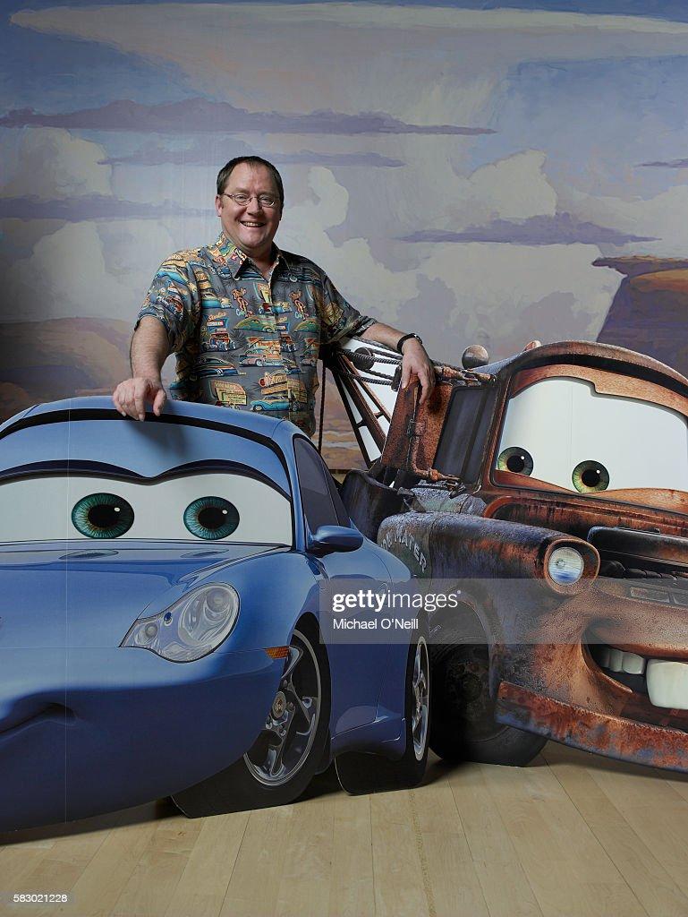 Chief Creative Officer of Pixar and Walt Disney Animation Studios and Principal Creative Advisor for Walt Disney Imagineering.