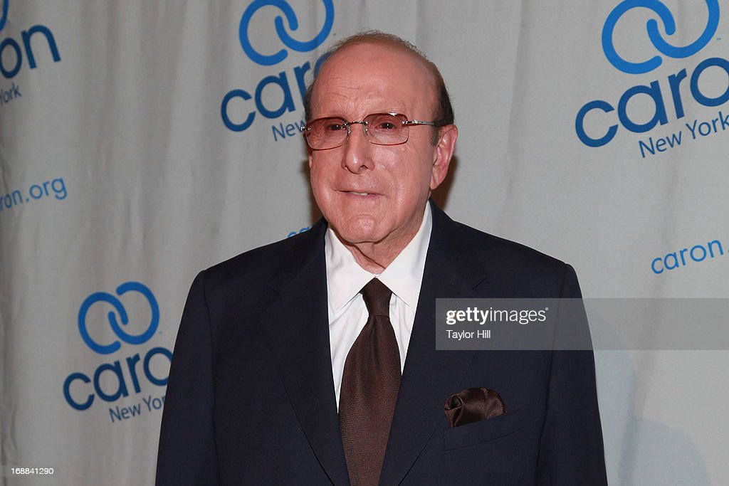 Chief Creative Officer of Sony Music Entertainment Clive Davis attends the 2013 Caron New York Gala at Cipriani 42nd Street on May 15, 2013 in New York City.