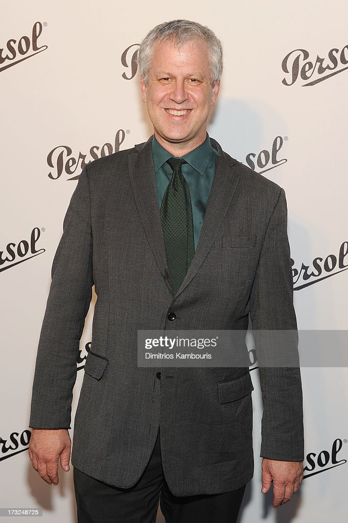 Chief Curator for MMI David Schwartz attends the Persol Magnificent Obsessions event honoring Julie Weiss and Jeannine Oppewall at the MMI on July 10, 2013 in New York City.