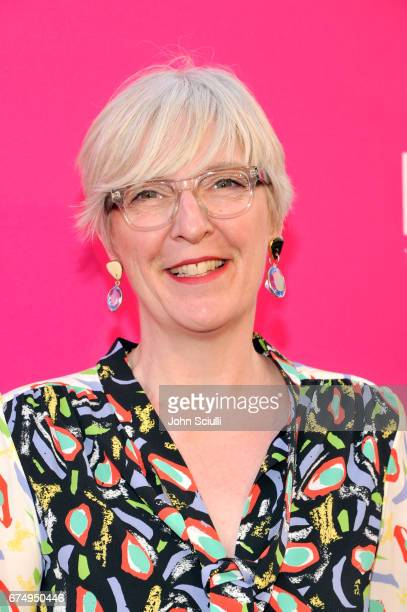 Chief Curator Helen Molesworth at the MOCA Gala 2017 honoring Jeff Koons at The Geffen Contemporary at MOCA on April 29 2017 in Los Angeles California