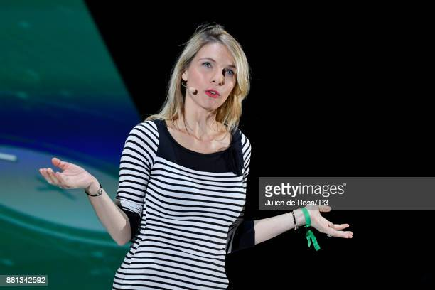 Chief Digital Officer of AccorHotels Maud Bailly attends the third edition of Bpifrance INNO generation at AccorHotels Arena on October 12 2017 in...