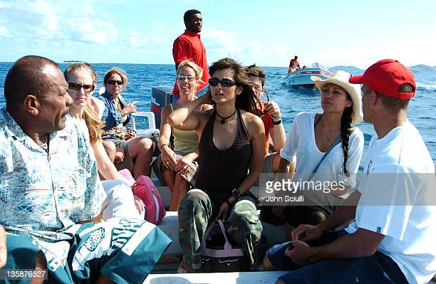 Chief Drukh Kelly Hu Lisa Ann Cabasa and Kelly Slater