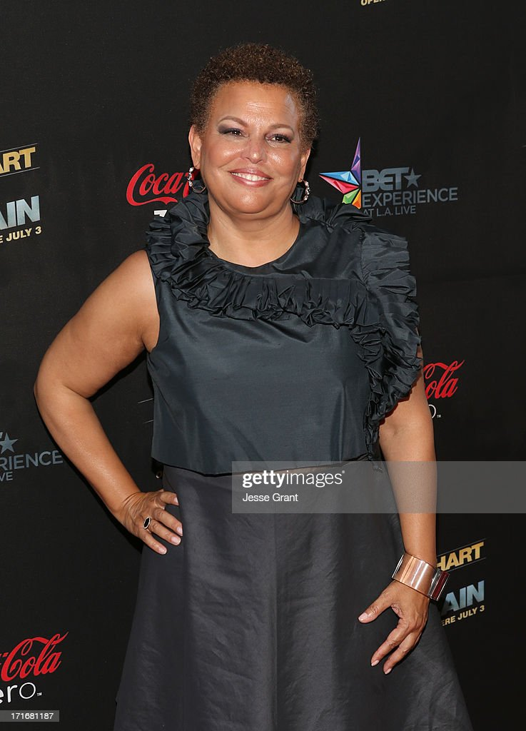 Chief Executive Officer of BET, Debra L. Lee attends Movie Premiere 'Let Me Explain' with Kevin Hart during the 2013 BET Experience at Regal Cinemas L.A. Live on June 27, 2013 in Los Angeles, California.