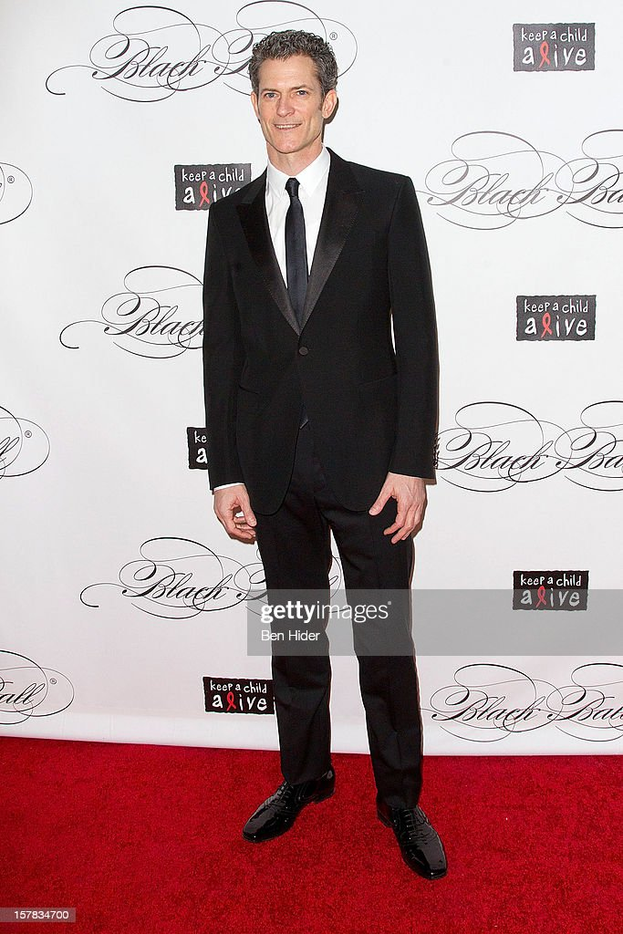 Chief executive officer of KCA Peter Twyman attends the Keep A Child Alive's Black Ball Redux 2012 at The Apollo Theater on December 6, 2012 in New York City.