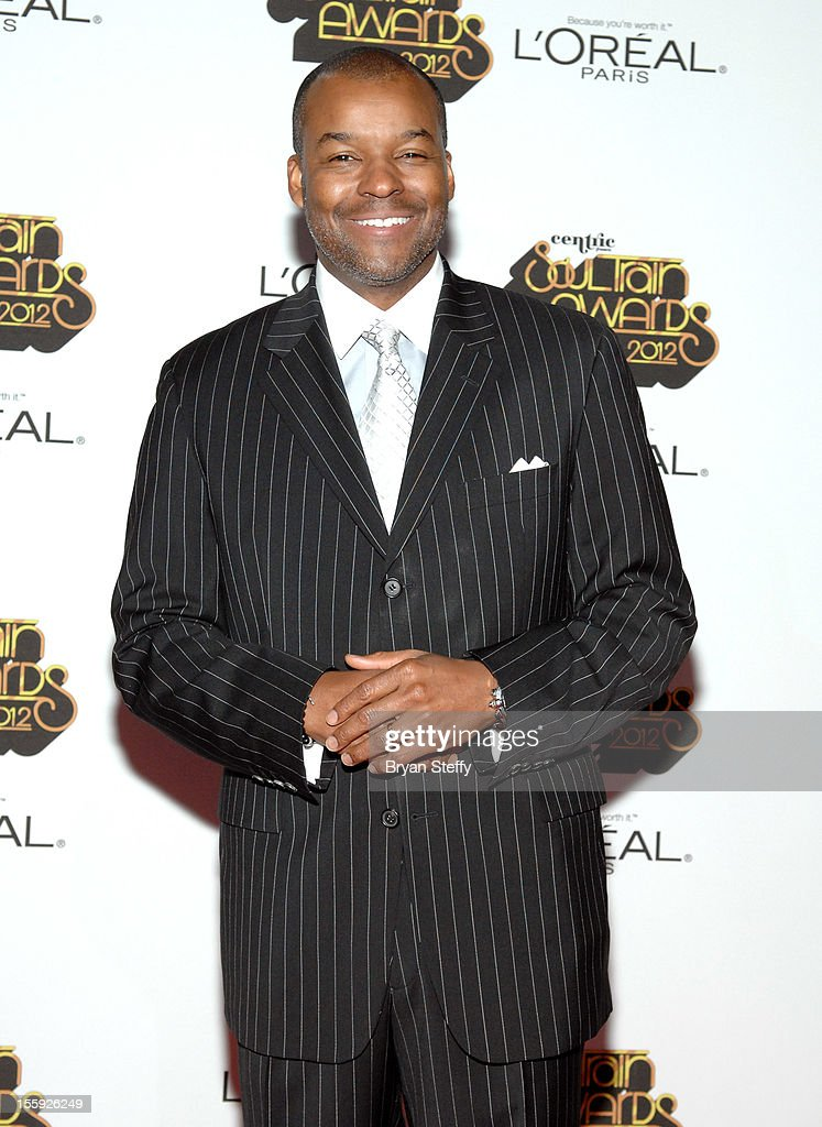 Chief Executive Officer of Soul Train Holdings <a gi-track='captionPersonalityLinkClicked' href=/galleries/search?phrase=Kenard+Gibbs&family=editorial&specificpeople=717804 ng-click='$event.stopPropagation()'>Kenard Gibbs</a> arrives at the Loreal Style Stage at the Soul Train Awards 2012 at PH Live at Planet Hollywood Resort & Casino on November 8, 2012 in Las Vegas, Nevada.