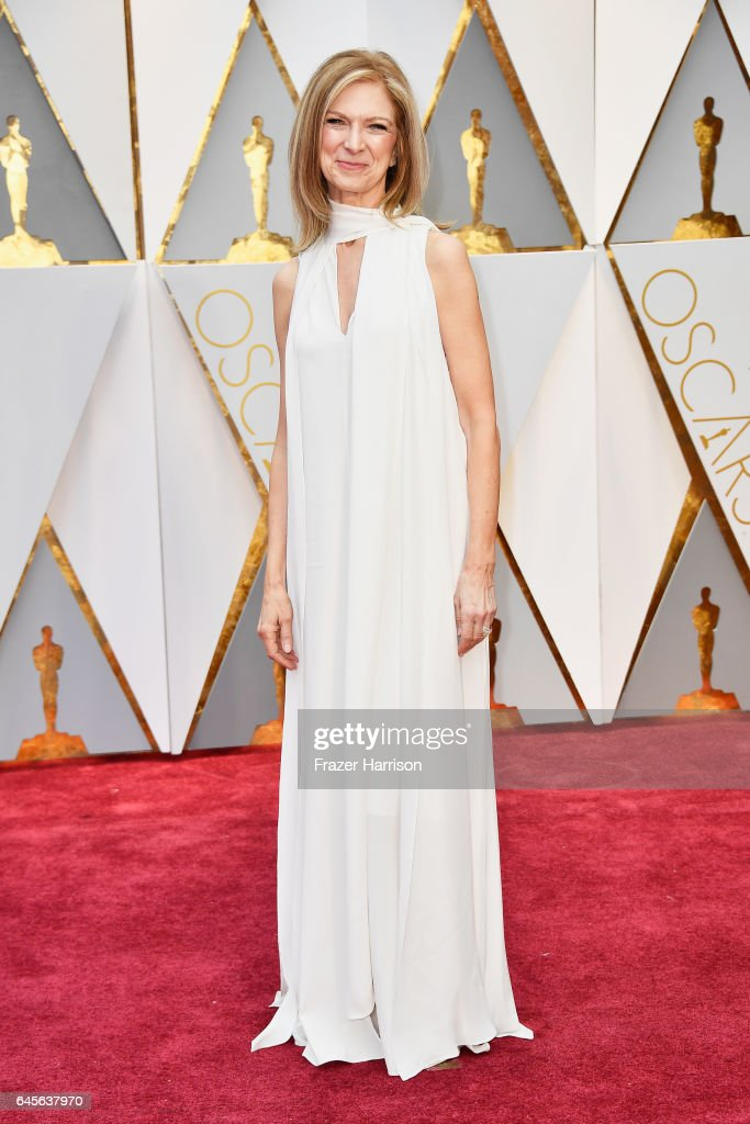 Chief Executive Officer of the Academy of Motion Picture Arts and Sciences Dawn Hudson attends the 89th Annual Academy Awards at Hollywood & Highland Center on February 26, 2017 in Hollywood, California.
