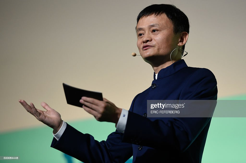 'I made cruel decisions,' said Jack Ma of his illustrious career