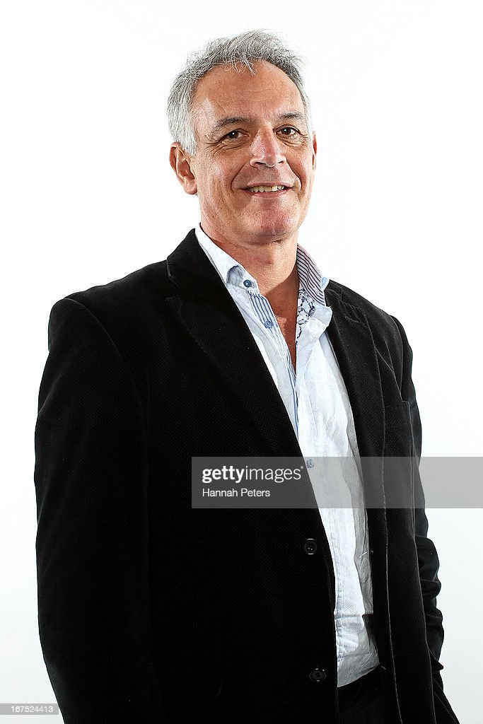 MEGA Chief Financial Officer Stephen Hall poses during a portrait session on April 26 2013 in Auckland New Zealand MEGA Limited this year launched...