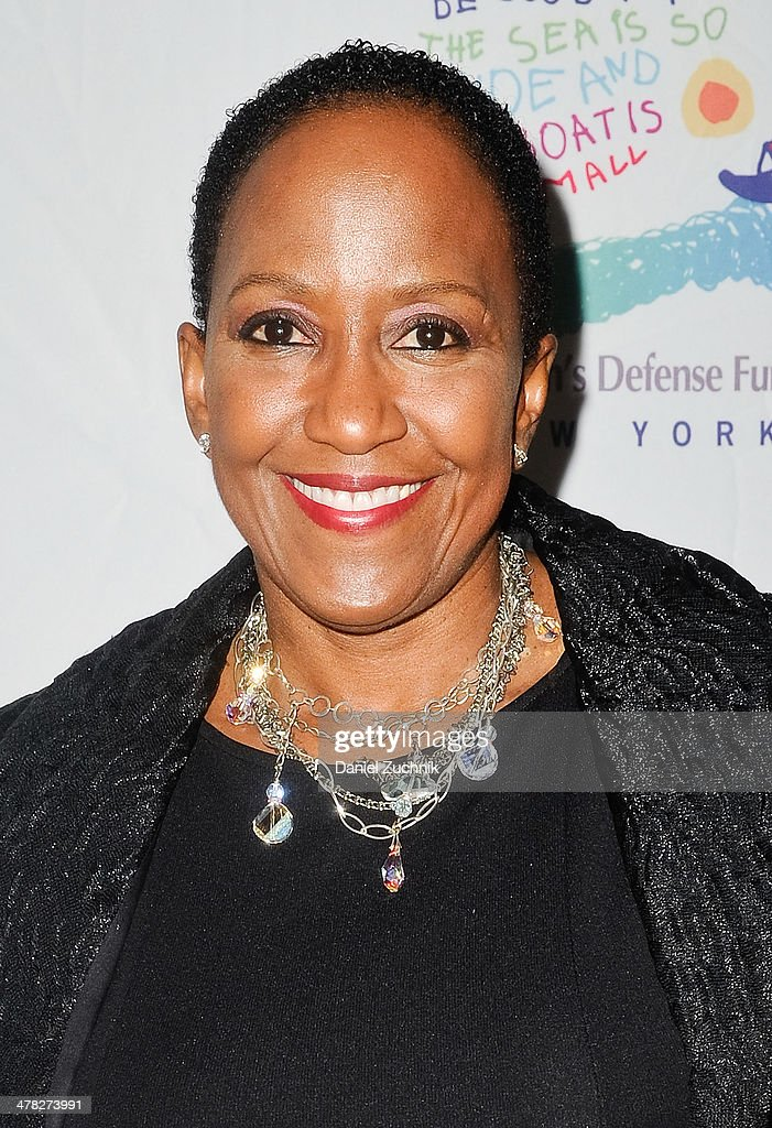 Chief Investment Officer of NYS Common Retirement Fund Vicki Fuller attends the 40th Anniversary Children's Defense Fund 'Beat The Odds' Gala at The Pierre Hotel on March 12, 2014 in New York City.