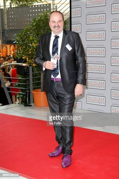 TV chief Johann Lafer during the German Media Award 2016 at Kongresshaus on May 25 2017 in BadenBaden Germany The German Media Award has been...