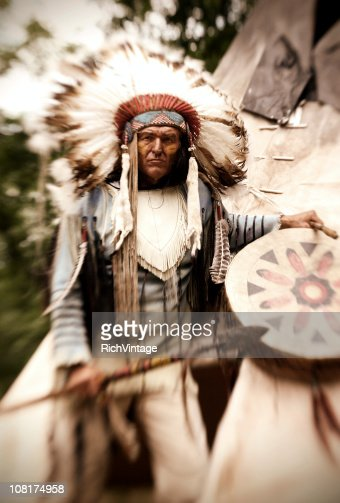 Chief Long Horn