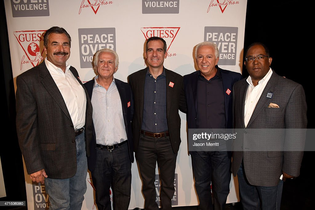 Peace Over Violence Announces GUESS Foundation Support For The 16th Annual Denim Day On April 29, 2015