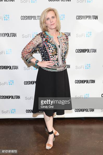 Chief Operating Officer for So Fi Joanne Bradford attends Cosmopolitan Fun Fearless Money 2016 on September 24 2016 at Cedar Lake in New York City