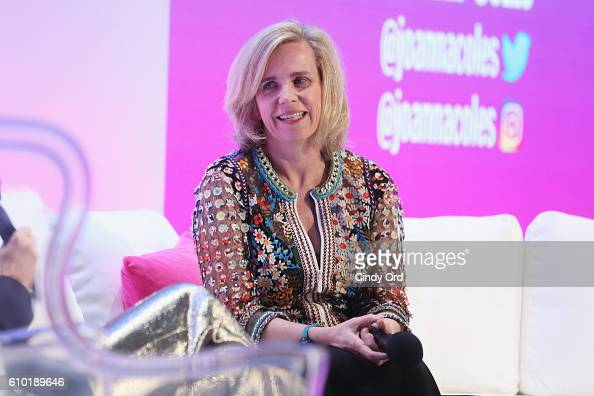 Chief Operating Officer for So Fi Joanne Bradford speaks onstage during Cosmopolitan Fun Fearless Money 2016 on September 24 2016 at Cedar Lake in...