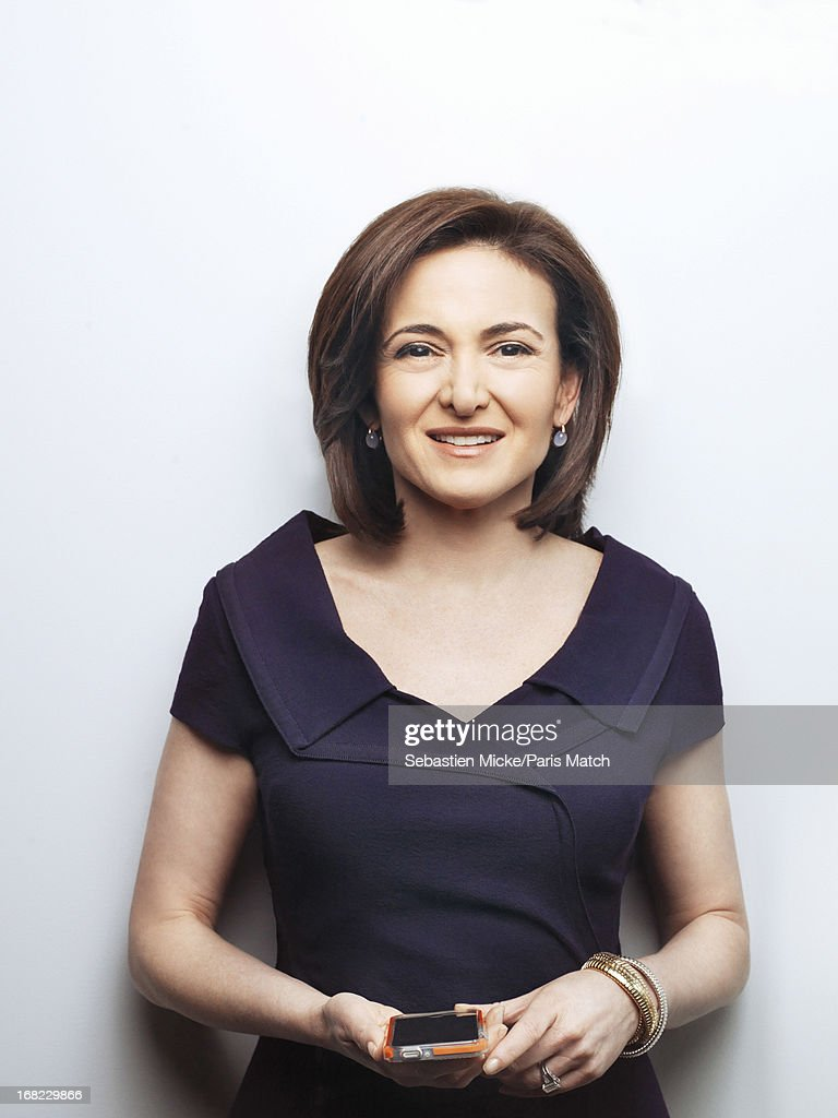 Chief operating officer of Facebook, <a gi-track='captionPersonalityLinkClicked' href=/galleries/search?phrase=Sheryl+Sandberg&family=editorial&specificpeople=5922850 ng-click='$event.stopPropagation()'>Sheryl Sandberg</a> is photographed for Paris Match on April 23, 2013 in Menlo Park, California.