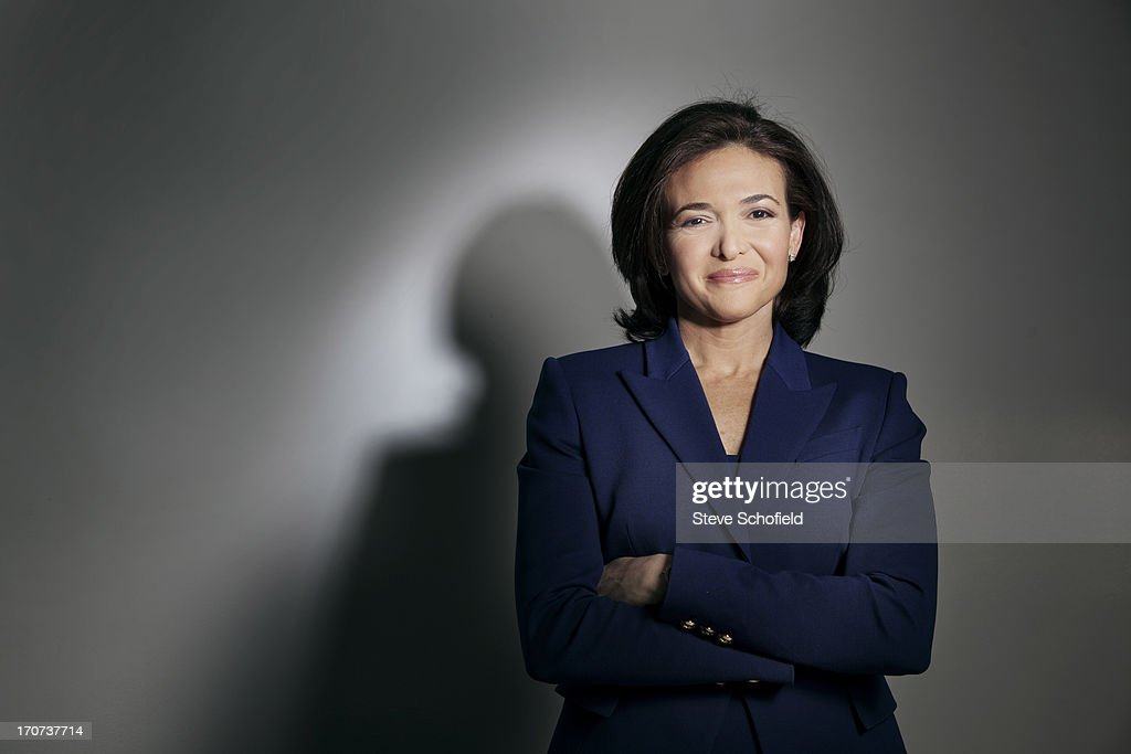Chief operating officer of Facebook <a gi-track='captionPersonalityLinkClicked' href=/galleries/search?phrase=Sheryl+Sandberg&family=editorial&specificpeople=5922850 ng-click='$event.stopPropagation()'>Sheryl Sandberg</a> is photographed for the Times on January 31, 2013 in Los Angeles, California.